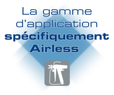 La gamme Airless